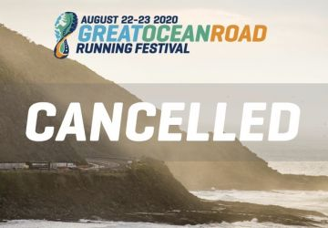Great Ocean Road Run Fest Cancelled