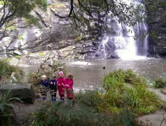 Waterfalls of Lorne